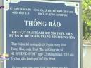 Nhiều hệ lụy khi chậm Di dời nghĩa trang Bình Hưng Hòa, quận Bình Tân nằm trong khu dân cư lớn nhất thành phố Hồ Chí Minh